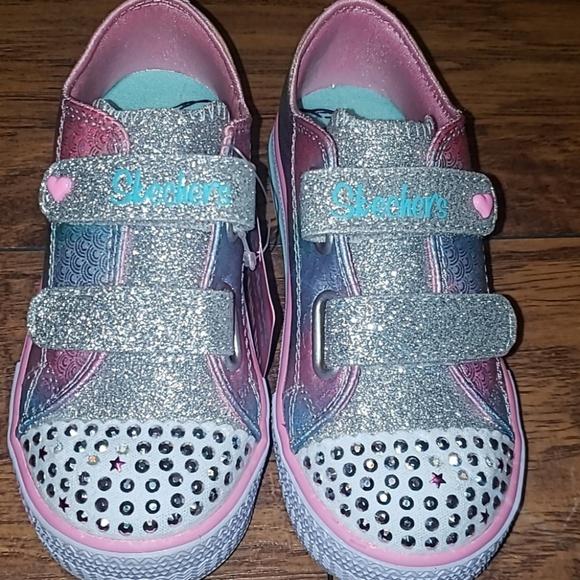 Skechers Shoes | Girls Twinkle Toes